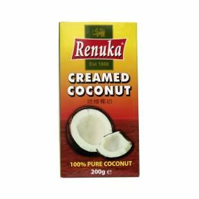 Crema de nuca de cocos 200 g, Renuka