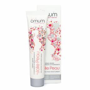 Crema hidratanta si echilibranta pentru fata, Ma Jolie Peau, Omum, 40ml