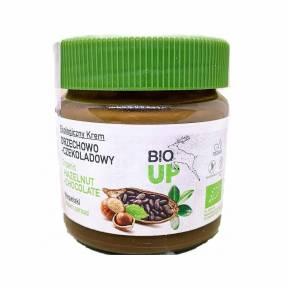Crema tartinabila de alune cu cacao, ECO, 190 g, Bio Up