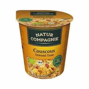Cuscus cu aroma orientala ECO 68 g, Natur Compagnie