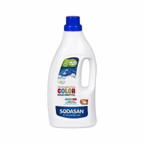 Detergent lichid natural pentru haine colorate 1,5 L, Sadosan