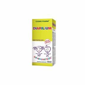 Diarilium sirop, Cosmo Pharm, 125 ml