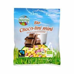 Drajeuri de ciocolata Choco-lini ECO 100 g, Okovital