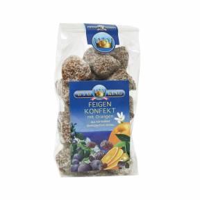 Dulciuri din smochine cu portocale ECO 200 g, Bioking