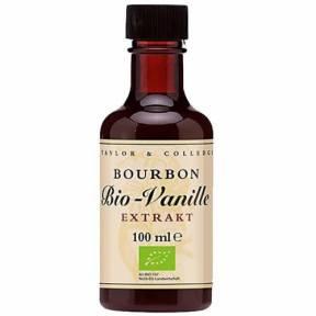 Extract de vanilie 100 ml, Queen - Taylor & Colledge