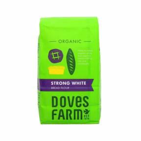 Faina alba de grau dur ECO 1.5kg Doves Farm