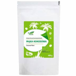 Faina de cocos, ECO, 400 g, Bio Planet