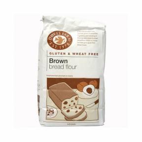Faina fara gluten pentru paine neagra 1 kg, Doves Farm