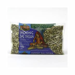 Fasole Mung (Mung Dal Chilka) 500 g, TRS