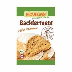 Ferment ECO fara drojdie, pentru copt paine 20 g, BioVegan