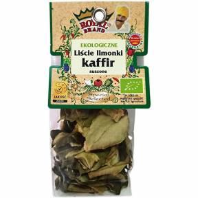 Frunze de Kaffir, ECO, 15 g, Royal Brand