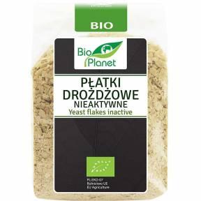 Fulgi de drojdie inactiva, ECO, 100 g, Bio Planet