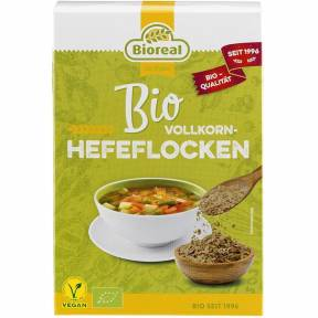 Fulgi de drojdie integrala, ECO, 100 g, Bioreal