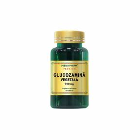 Glucozamina Vegetala 750 mg, Cosmo Pharm, 30 tablete