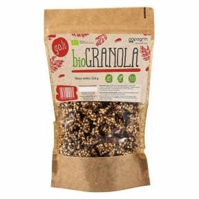 Granola cu goji, ECO, 320 g, Papagrin