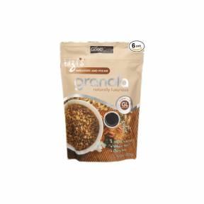 Granola Melasa si Nuci Pecan  500 g, Lizis