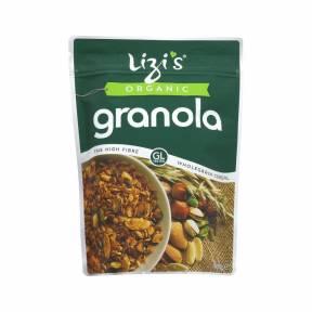Granola Organic 400 g, Lizis