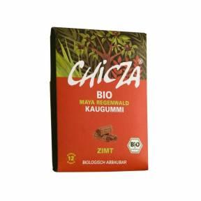Guma cu aroma de scortisoara ECO 30 g (12 buc), Chicza
