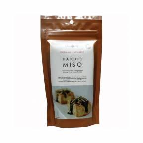 Hatcho Miso - pasta de soia fermentata nepasteurizata ECO 300 g, Clearspring