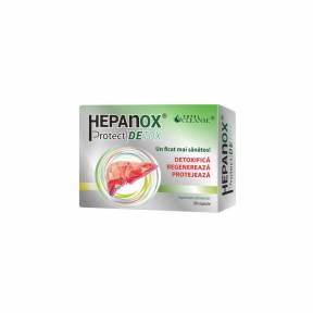 Hepanox Protect Detox, Cosmo Pharm, 30 capsule