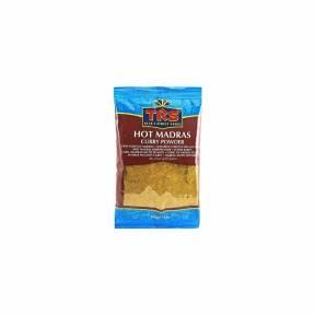 Hot Madras curry powder - Pulbere de curry picanta Madras 100 g, TRS