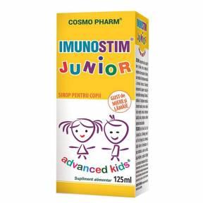 Imunostim Junior Sirop, Cosmo Pharm, 125 ml
