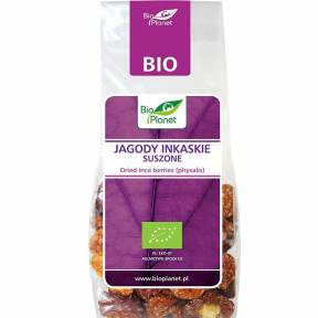 Inca berry (physalis) uscate, ECO, 100 g, Bio Planet