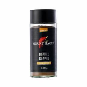 Inlocuitor de cafea din spelta, fara cofeina ECO 100 g, Mount Hagen