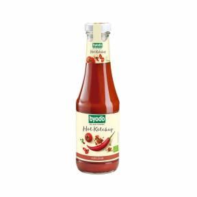 Ketchup picant ECO 500 ml, Byodo
