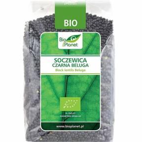 Linte neagra Beluga ECO, 400 g, Bio Planet