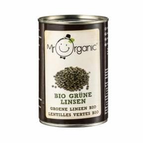 Linte verde ECO 400 g, Mr Organic