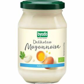 Maioneza ECO 250 ml, Byodo