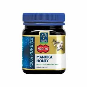 Miere de Manuka MGO 100 + 250 g, Manuka Health