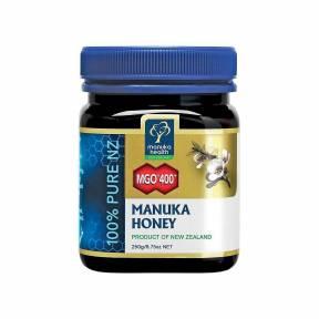 Miere de Manuka MGO 400 + 250 g, Manuka Health