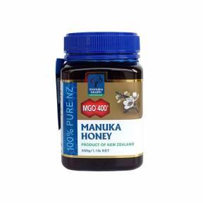 Miere de Manuka MGO 400 + 500 g, Manuka Health