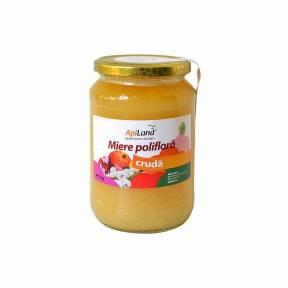 Miere poliflora cruda ECO 1 kg