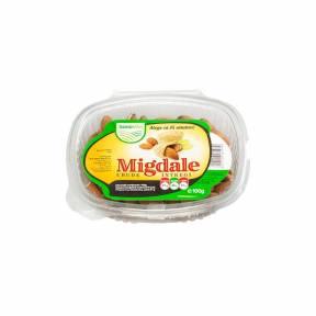 Migdale crude intregi 100 g, Sano Vita