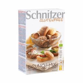 Mini chifle fara gluten ECO 200 g (2 x 100 g), Schnitzer