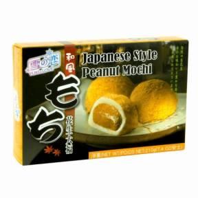 Mochi - prajitura Japoneza cu arahide, 210g