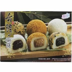 Mochi – prajituri japoneze asortate 450 g (15 x 30 g)