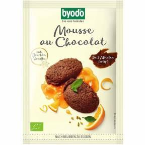 Mousse cu cacao, ECO, 36 g, Byodo