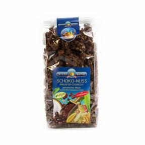 Musli crocant cu ciocolata si alune ECO 375 g