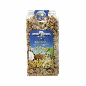 Musli crocant cu miere ECO 375 g, Bioking
