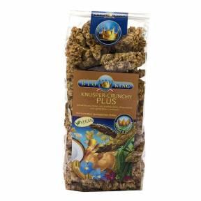 Musli crocant cu nuci chufa, ECO, 375 g, Bioking