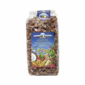 Musli crocant cu zmeura ECO 375 g, Bioking