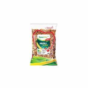 Musli cu goji 400 g, Sano Vita