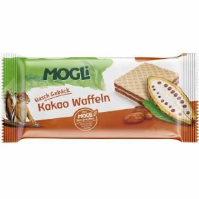 Napolitane cu cacao ECO 15 g (2 buc), Mogli
