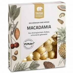 Nuci Macadamia, ECO, 70 g, Taiga Naturkost