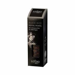 Orez negru integral ECO 300 g, Latao