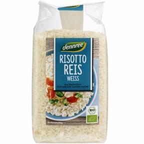 Orez Risotto alb, ECO, 500g, Dennree